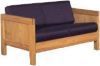 Classic Crate Loveseat-JC531 -- JC531