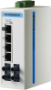 4-port + 2x100FX port (Single/Multi-mode, SC/ST type), Fast Ethernet ProView Switch -- EKI-5524MMI-ST - Image