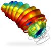 COMSOL Multiphysics® -- Structural Mechanics Module - Image