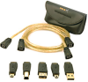 USB 5 in 1 QuickConnect Cable -- GXQU-05