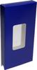 VHS Sleeve Bottomload Window Blue