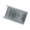 """3/4"""" Open/Snap On - Regular Duty Steel Strapping Seals -- SS34OPEN -- View Larger Image"""