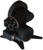 Oil Free/Oil Less Non-articulating Piston Compressor -- 9100SA1A