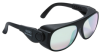 Laser Safety Glasses for Diode, CO2, KTP, Alexandrite, Nd:YAG, IR, Holmium and Er:YAG -- KBS-C120C - Image