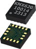 9-Axis Magnetometer / Accelerometer / Micro-Amp Magnetic Gyro -- KMX62G