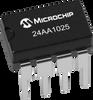 1 Mbit Serial EEPROM Memory Chip -- 24AA1025 -Image