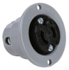 Locking Flanged Receptacle Outlet -- ML114