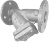 Aluminum Flanged End Y Strainers -- 951 - Image
