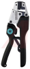 Crimping Pliers, for ferrules (DIN 46228-1:1992-08 and DIN 46228-4:1990-10) -- 70170121 -- View Larger Image