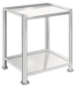 Cart -Stainless Steel Utility: 5