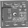 3Ph Voltage Monitor 208-240VAC 5% 10s 0.4s 2x2 -- TVW6510S0.4S