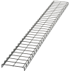 Overhead Wire Mesh Cable Tray : Wyr-Grid Pathway Sections -- WG12BL10 - Image