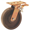 CF Series Cold Forged Medium Heavy Duty Casters -- cf-420-dugr-r - Image