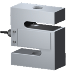 The STA-4 series load cell is ideal for measuring both tensile and compressive forces. The standard metric threads at each end of the load cell are designed to accept standard spherical seating rod-end bearing.