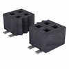 Rectangular Connectors - Headers, Receptacles, Female Sockets -- CLP-132-02-G-D-BE-PA-TR-ND -Image