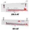 Inclined Manometer Air Filter Gage -- Series 250-AF
