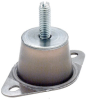 Base Mount - Silicone Gel Type -- V10Z64-SF05