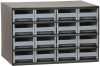 Cabinet, 19-Series Steel Cabinet 16 Drawers -- 19416
