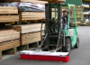 SweepEx Forklift Mounted Pro Brooms -- SPB-600