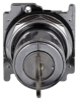 Non Illuminated Selector Switch Operator -- 10250T15334 - Image