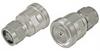 Coaxial Adapter, N-Male / 7/16 DIN Female -- AXA-NMDF -Image