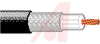 COAXIAL CABLE, MINIATURE, 75 OHM IMP., 27AWG (7X35), VIDEO AND COMPUTER CABLE BL -- 70004332