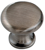 Pewter Finish Knob -- 41503