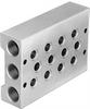 PRS-1/4-4 Manifold block -- 10187