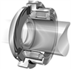 Gas-lubricated, Non-contacting Single Seal For Cryogenic Pumps -- Type 285