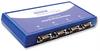 4-Port Buffered Serial Smart Switch -- BB-232BSS4 -Image