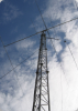 Lightweight Guyed Tower -- 1200 TLWD - Image