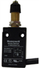 Global Limit Switches Series 91MCE: Panel Mount Pin Plunger with boot seal, 1NO 1NC Direct Opening Slow Action Break-Before-Make (B.B.M.), 3M Cable - Bottom Exit -- 91MCE30-S3B