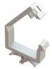 Wire Saddle - Hinged Locking Top, Quarter Turn -- WSLT-9-03-2-01 -- View Larger Image