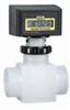Rate/total paddle-wheel flowmeter, 3 to 30 LPM -- EW-32555-56