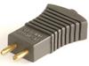 2-Pin Appliance Plug, .109