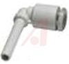 Fitting, mini male elbow, 10-32UNF thread, for 5/32 OD tube -- 70071336