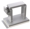 Wire Saddle - Adhesive Mount,Hinged Locking Top -- WSLTB-03A-19A - Image
