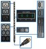 3-Phase Metered PDU, 8.6kW, 48 Outlets (36 C13, 6 C19, 6 5-15/20R), 208/120V Output 6 Ft NEMA L21-30P 30A Input Connection -- PDU3MV6L2130