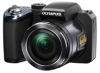 Olympus SP-820UZ iHS Black 14mp 40x (22.4-896mm) Optical Zoom 3in LCD Digital Camera - 1080p Full HD Video -- V103050BU000