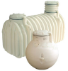 Specialty Water and Cistern Tank -- 9387