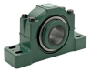2 Bolt Pillow Block Tapered Bearings, P2B-DI-045MR -- 77704 - Image
