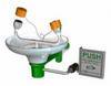 Mainfed Eyewash Station -- E300 Polyester-Coated Brass Eyewash Station -- View Larger Image