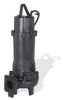 Submersible Cast Iron Semi-open Vortex Sewagepump -- Model DVSU, DVSHU - Image