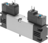 Air solenoid valve -- VSVA-B-P53C-ZH-A1-2AC1 -Image