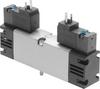 Air solenoid valve -- VSVA-B-P53E-H-A1-3AC1 -Image