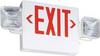 CONTRACTOR SELECT ECONOMY GRADE EXIT/EMERGENCY LIGHT GREEN -- IBI460783