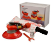 3M 20208 Self-Generated Vacuum Pneumatic Random Orbital Sander - 6 in DIA - 12,000 RPM -.28 hp -- 051141-20208