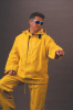 Hydroblast Rain Suits - PVC/nylon > SIZE - L > UOM - Each -- 3902-L