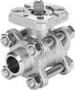 Ball valve -- VZBA-1/2