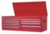 Nine Drawer Top Chest (with Roller Bearing Slides) -- WT962
